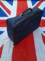 EX ARMY BLUE WATERPROOF SUITCASE HOLDALL